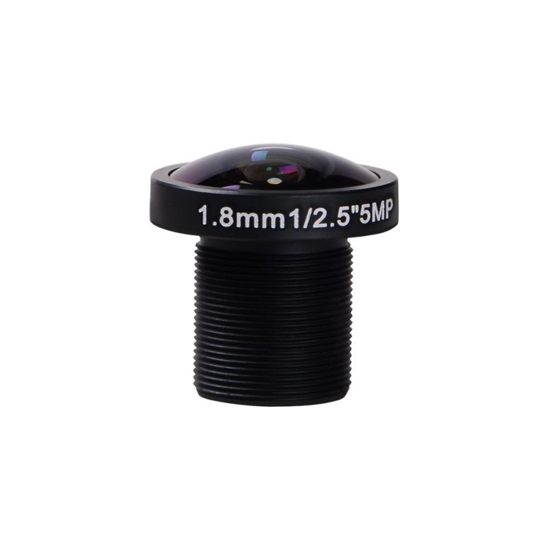Foxeer Lentille MTV Mount 1.8mm Wide Angle