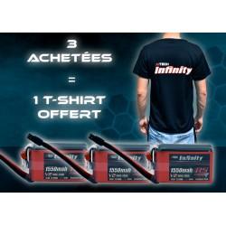 Pack T-shirt Infinity + Lipo