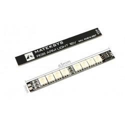 Matek Led RGB 16V 65x7MM (2pcs)