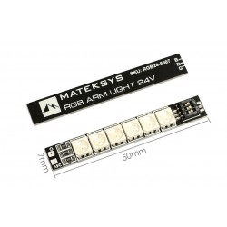 Matek Led RGB 24V 50x7MM (2pcs)