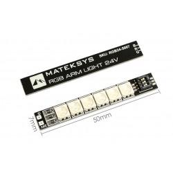 Matek Led RGB 24V 50x7MM (2pcs)