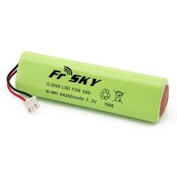 Batterie pour Taranis X9D+ FrSky