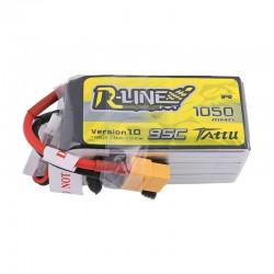 Batterie Lipo Tattu R-Line 6S 1050mAh 95C