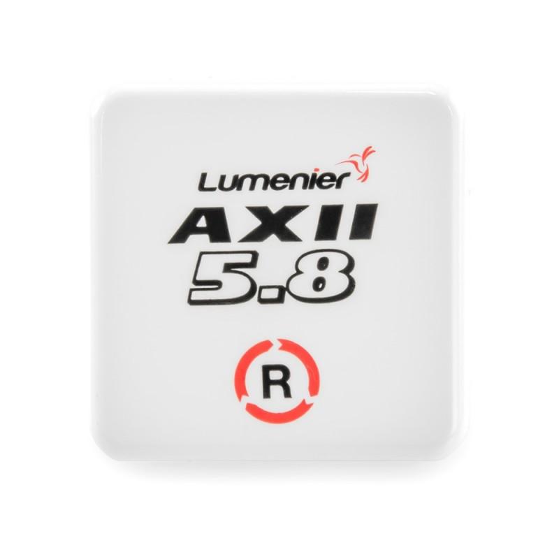 Lumenier AXII Antenne Patch 5.8GHz (RHCP)