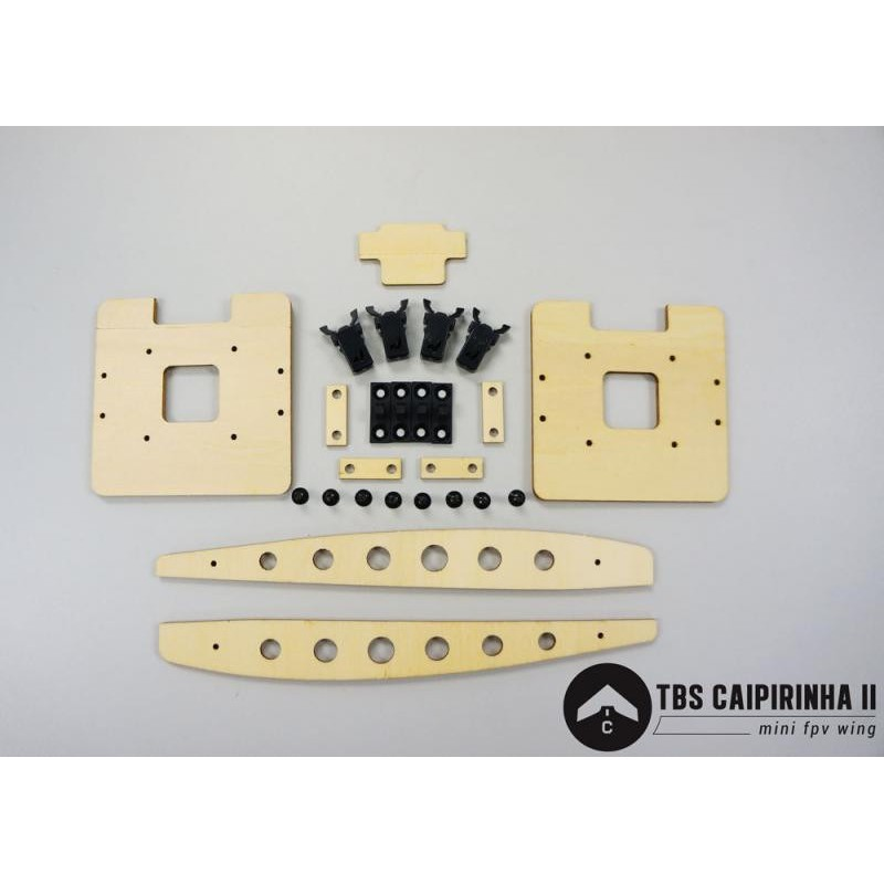 TBS Caipirinha 2 - Wing Wooden Parts