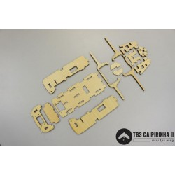 TBS Caipirinha 2 - Body Wooden Parts