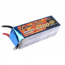 Gens ace 4400mAh 4S 35C Lipo Battery Pack