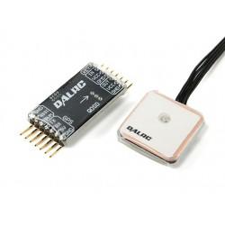 DALRC Mini QOSD avec GPS