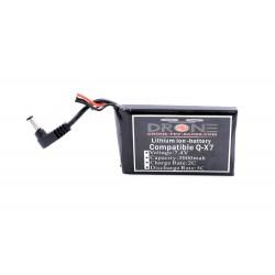 DFR Batterie QX7 3000mAh Li-ion 7.4V