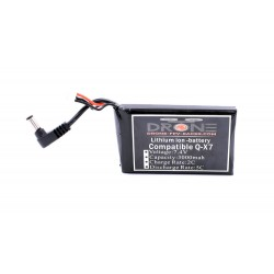 DFR QX7 3000mAh Li-ion 7.4V Battery