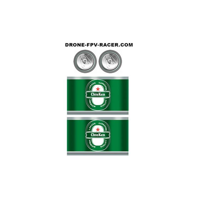 Sticker pour Condensateur Low ESR 1000uF 35V - Type 12