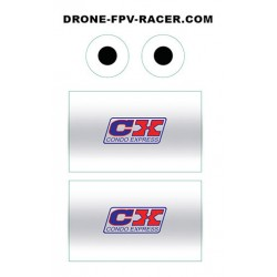 Stickers for capacitor Low ESR 1000uF 35V - Type 13