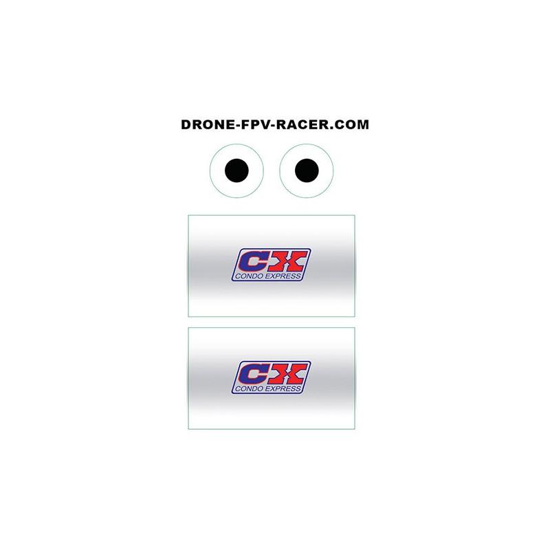 Sticker pour Condensateur Low ESR 1000uF 35V - Type 13