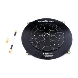Triple Feed Patch Array Antenna by Maarten Baert