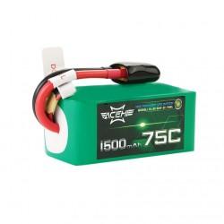 Acehe 5S 1500mAh 75C Lipo Battery