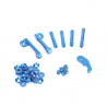 Remix Blue Aluminium Kit