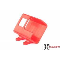 REVERB TPU GOPRO HERO6 MOUNT - 40 DEGREES RED