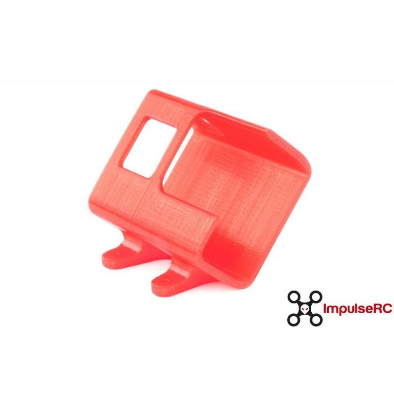 REVERB TPU GOPRO HERO6 MOUNT - 40 DEGREES RED
