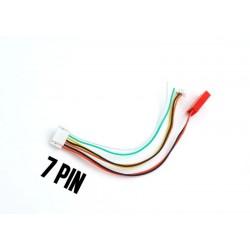 Câble pour TBS Unify Pro HV 5.8 Ghz HV - 7 pins