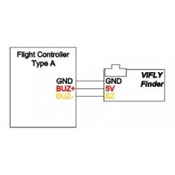 Vifly Finder 2 - Buzzer Autonome