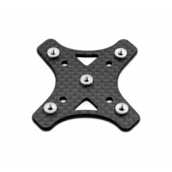 AstroX Cross Plate + Press Nuts JohnnyFPV