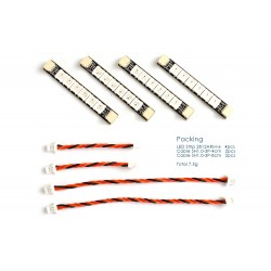 Matek 2812 ARM Light 6xLED 4pcs