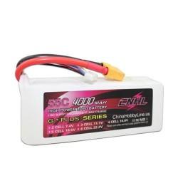 CNHL - 4000mAh 4S 55C G+Plus