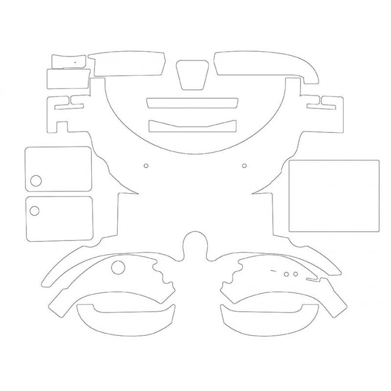 Fatshark HDO and Dominator Skin - Custom