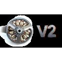 Rotor Riot Hypetrain Le Drib 2306 2650KV Motor - V2 EZO