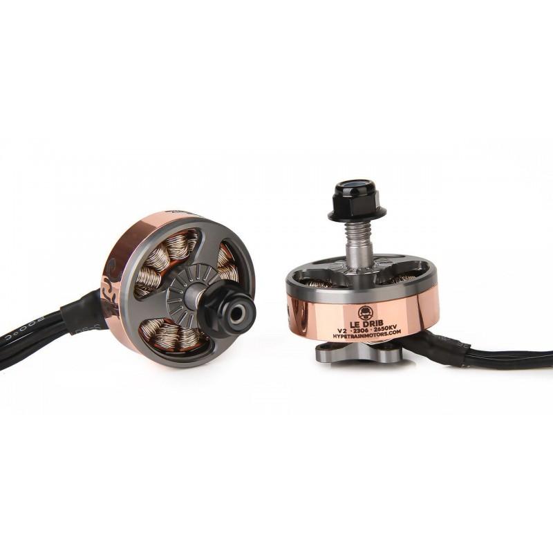 Hypetrain Le Drib 2306 2650KV Motor (V2-ezo)