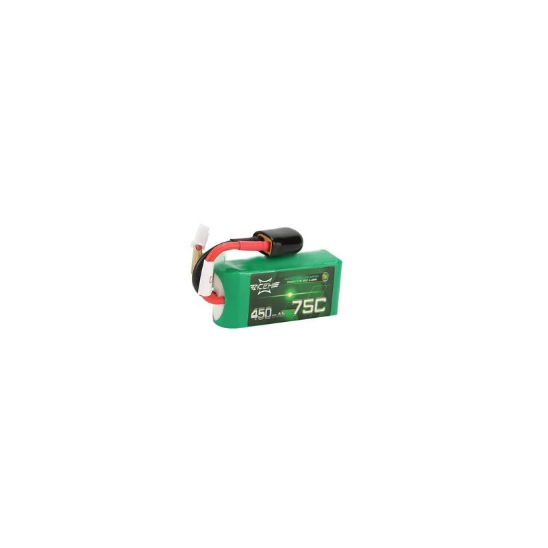 Batterie Lipo Acehe 2S 450mAh 75C