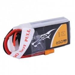 Batterie Lipo Tattu 3S 650mAh 75C (XT30)