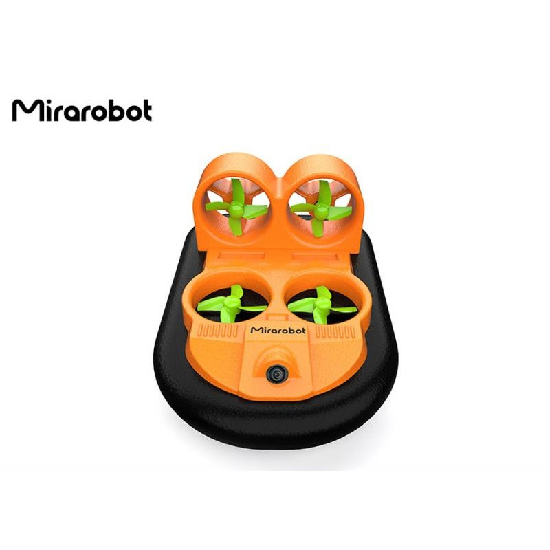 MIRAROBOT GV160 Hovercraft (avec FPV)