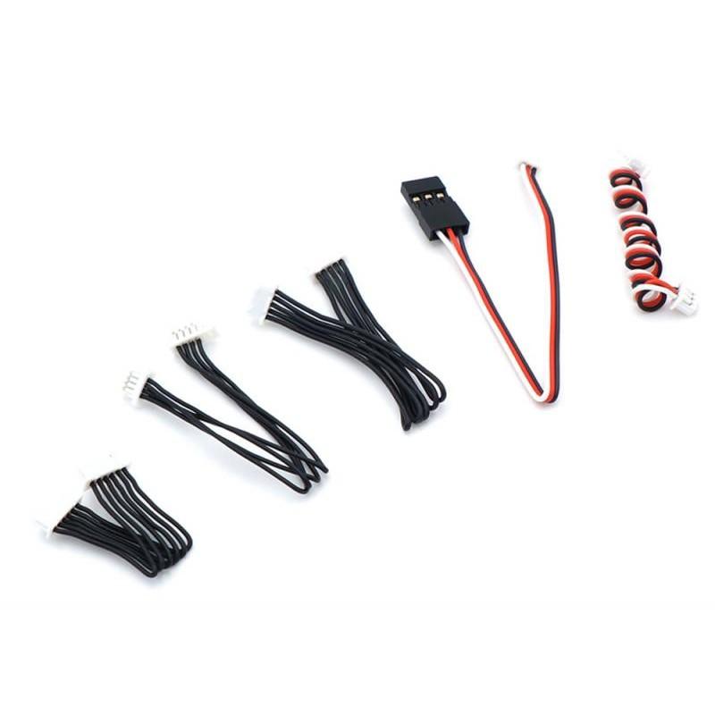 TBS Set de câbles pour récepteur Crossfire Micro
