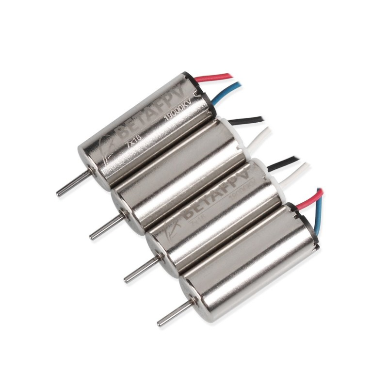 7x16mm 19000KV Brushed Motors (2CW+2CCW)