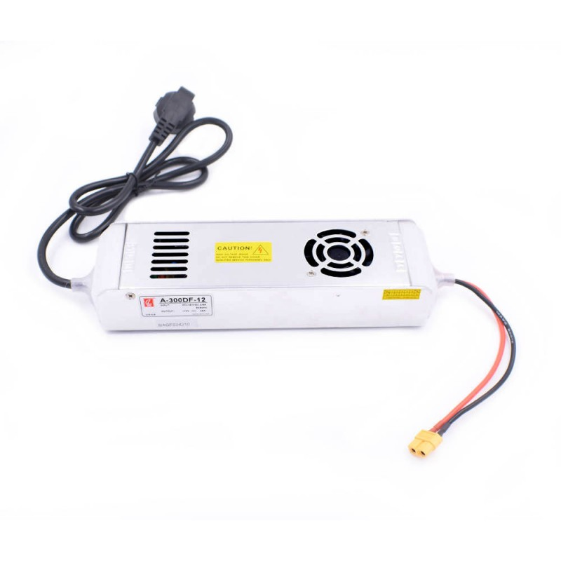 POWER SUPPLY - 300W/25A/12V - PLUG AND PLAY FOR ISDT CHARGERS AND OTHERS