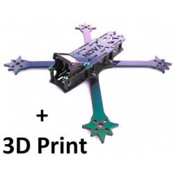 Pack Frame Skitzo Nova + 3D Print