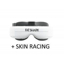 Fat Shark Dominator HDO + SKIN RACING
