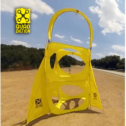 Quaddiction CUBE Gate