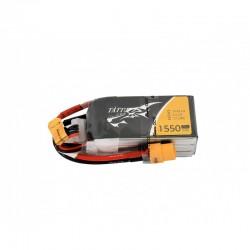 Batterie Lipo Tattu 3S 1550mAh 75C