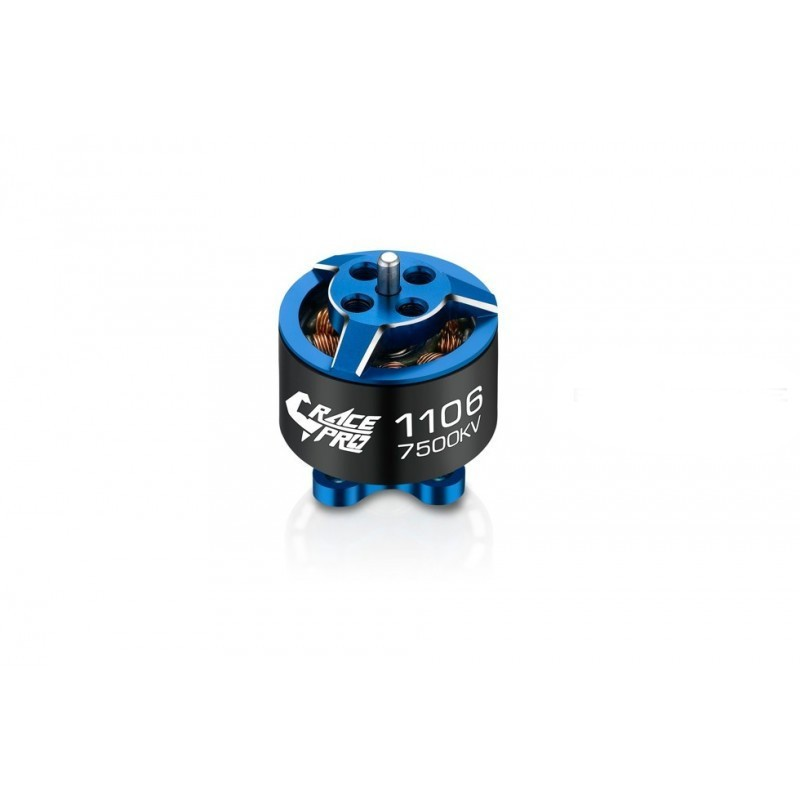 Hobbywing - XRotor 1106-7500KV Race Pro-BLUE-V1