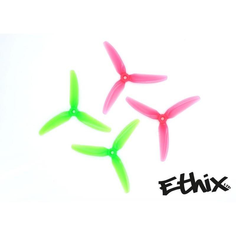 HQProp ETHIX S3 5X3.1X3 - PC - (2x CW + 2xCCW)