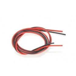 Câble silicone 12 AWG - 1 mètre