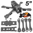 Lumenier QAV-R 2 Freestyle Quadcopter Frame