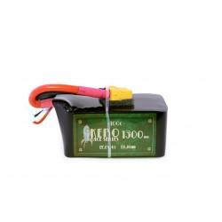 Batterie Lipo KERO 6S 1300MAH 100C