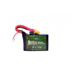 KERO 4S 1600MAH 100C Race Grade Lipo Battery