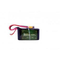 Batterie Lipo KERO Race Grade 3S 600MAH 80C