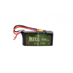 KERO 4S 880mah 80C Race Grade Lipo Battery