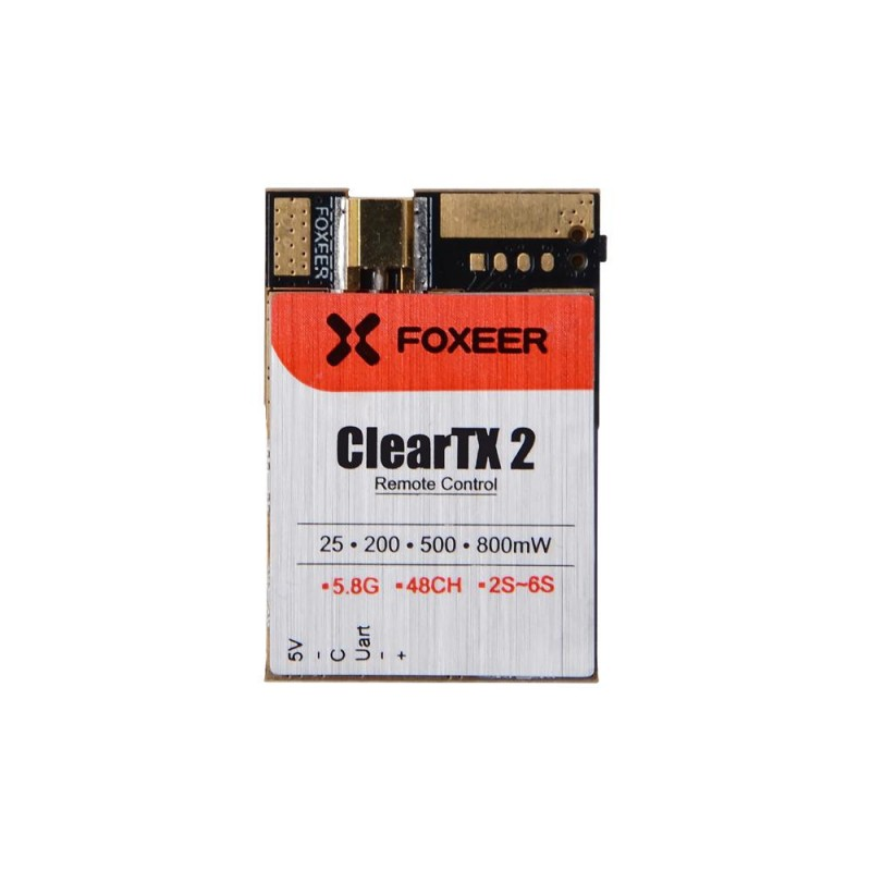 Foxeer ClearTx 2 Remote Control VTx 5.8G