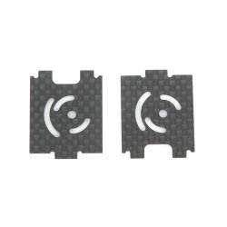 Lumenier QAV-R 2 - Camera Side Wall (x2)